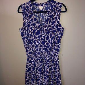 Luz Claiborne Sleeveless Dress